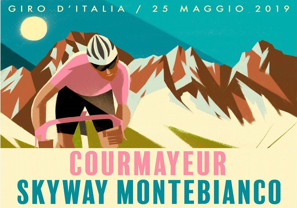Saturday 25th May 2019 - Giro d'Italia 2019: obligation to take the highway A5 (Italy)